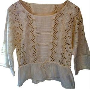 Moulinette Soeurs 'Otsego' blouse